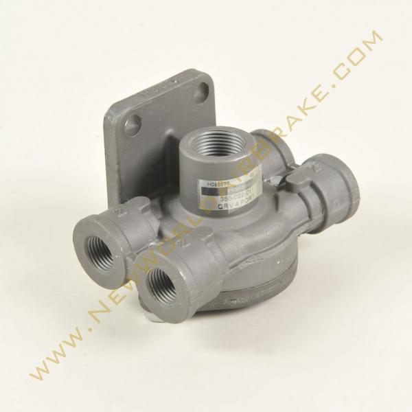 Mercedes Benz Parts >> 356022011 | Haldex Quick Release Valve | New World Air Brake