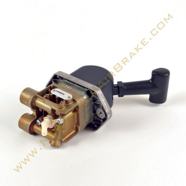Brake Control Valve : Wabco hand control valve new world air brake