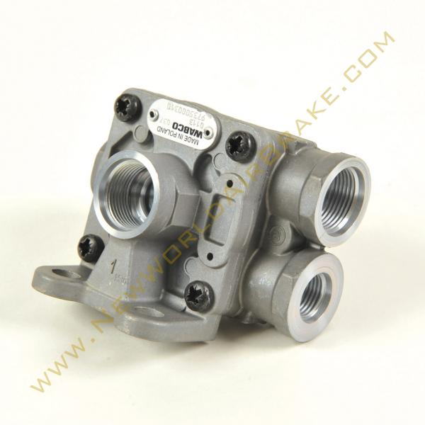 Wabco quick release valve new world air brake