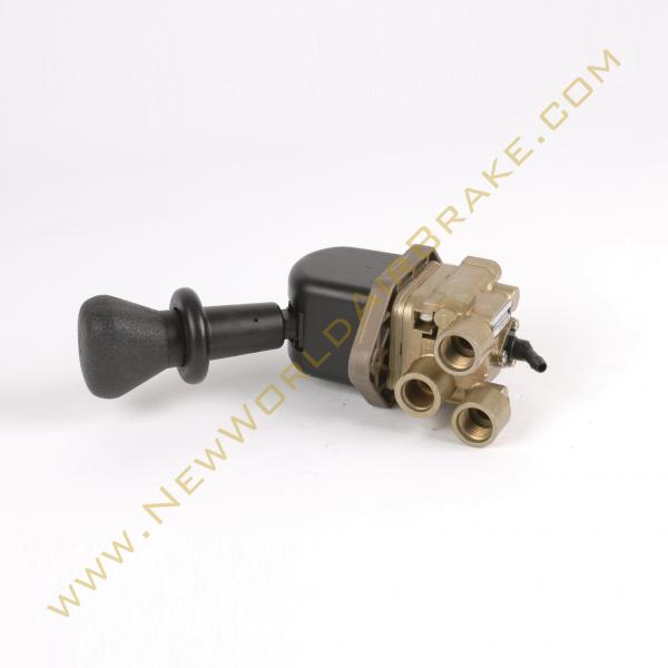 Air Brake Controls : Dpm a knorr bremse hand control valve new world air brake